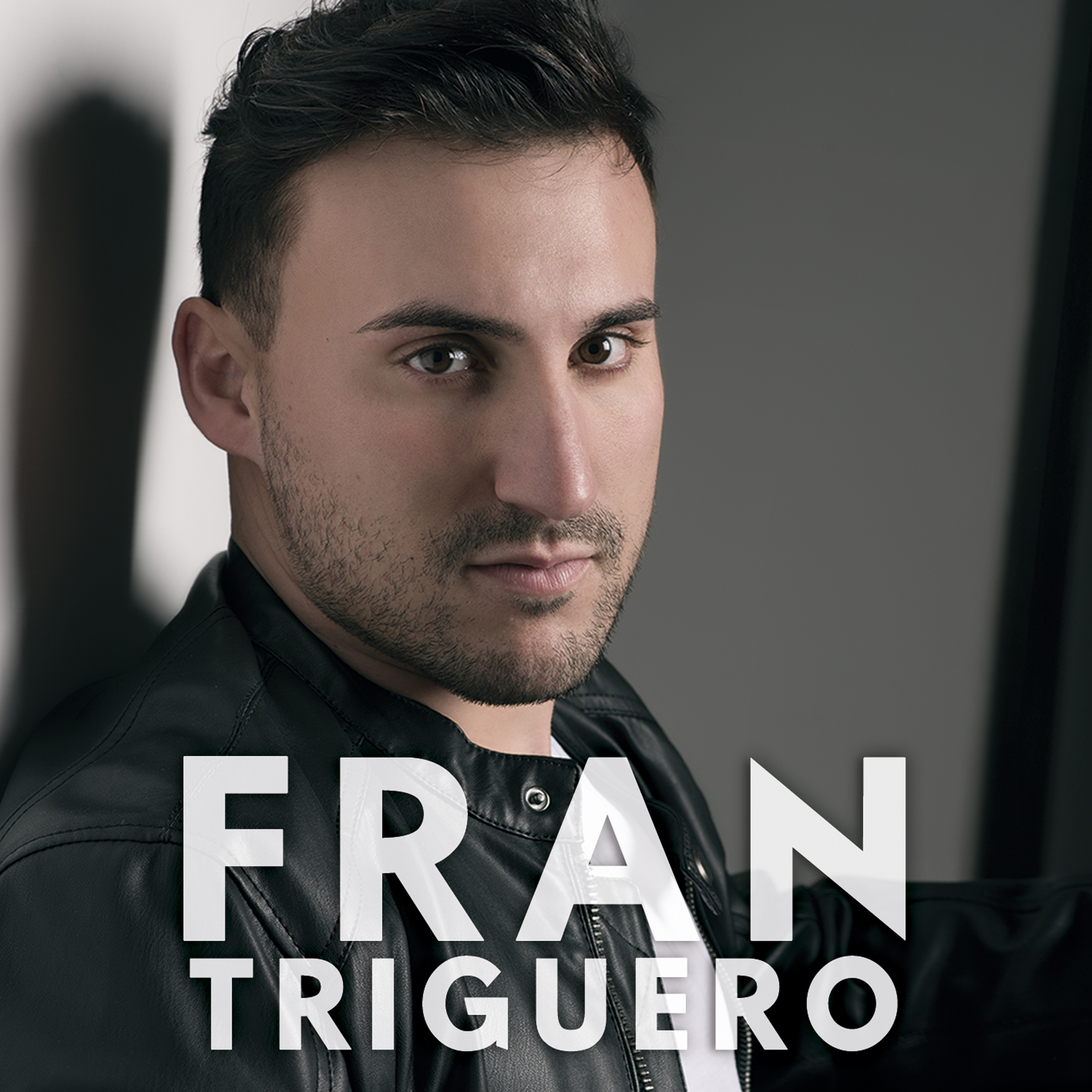 Portada FRAN TRIGUERO disco
